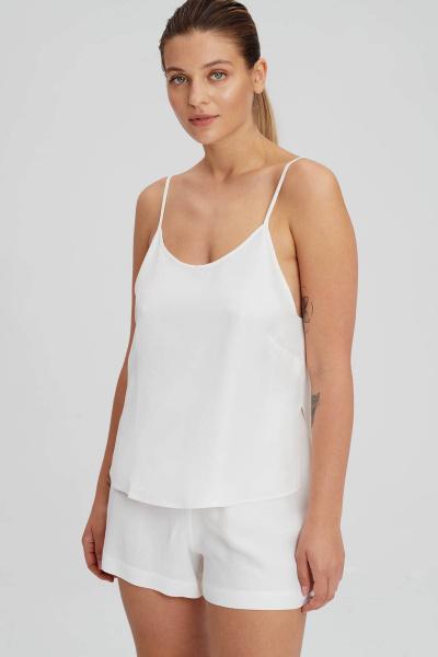 Amaltea Set Off White